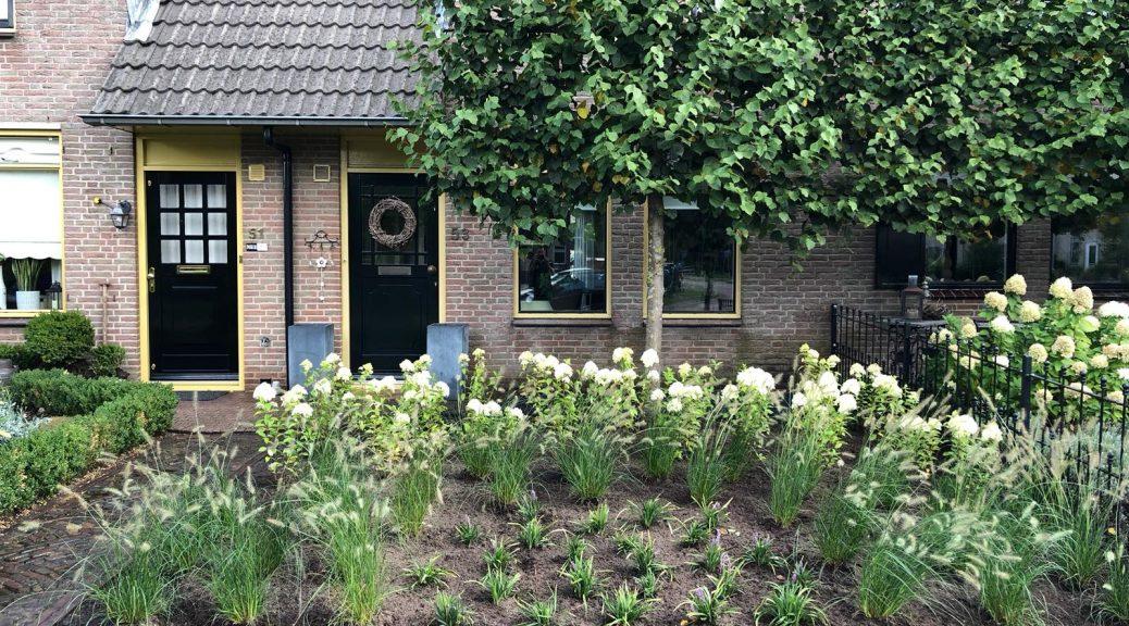 Klassieke voortuin in Barneveld