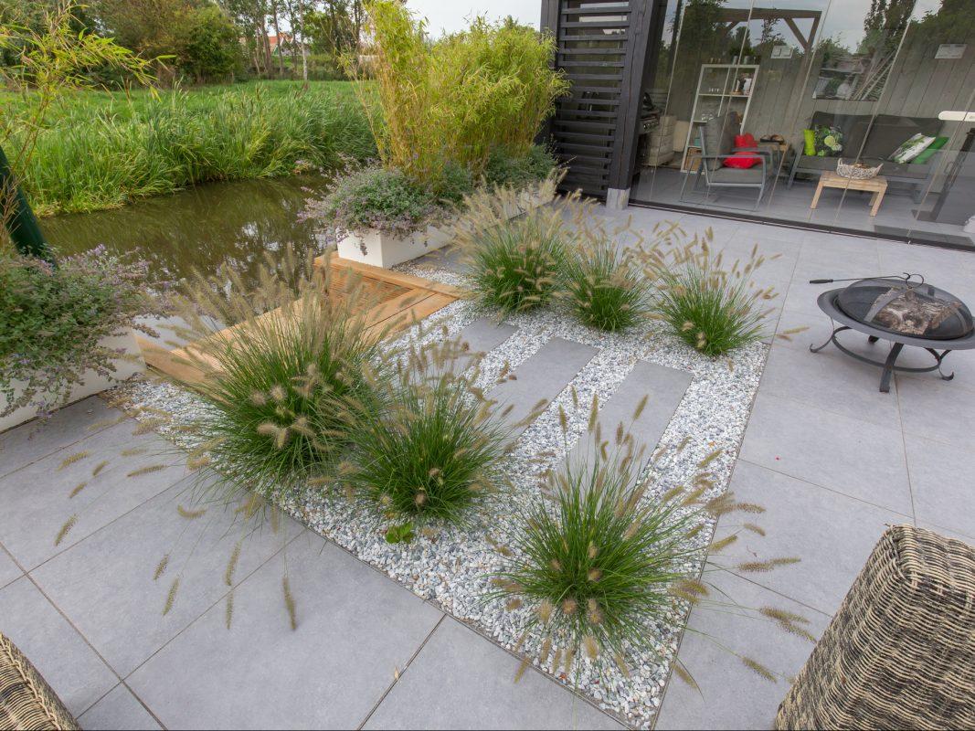 Prachtige tuin in Assendelft