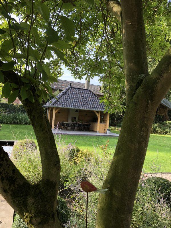 Prachtige buitenkamer in Geervliet