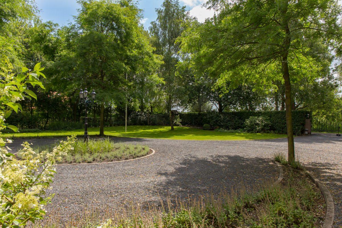 Prachtige parktuin in Veenendaal