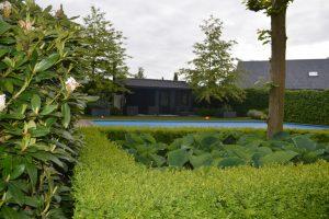 Grote tuin Lunteren