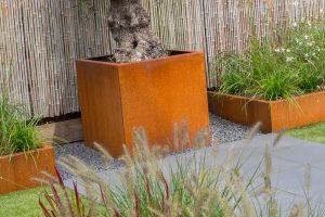 Strakke tuin in Barneveld